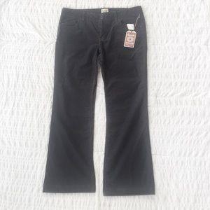 Polo Ralph Lauren Black Corduroy Jeans 14 NWT